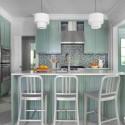 Tủ bếp gỗ tự nhiên – TVN685