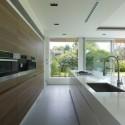 Tủ bếp gỗ tự nhiên  công nghiệp – TVN627
