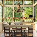 Tủ bếp gỗ tự nhiên – TVN608