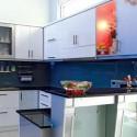 Bài trí phong thủy cho bếp trong nhà nhỏ