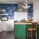 Tủ bếp gỗ tự nhiên – TVN887