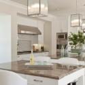 Nội thất Tủ Bếp   Tủ bếp gỗ tự nhiên – TVN358