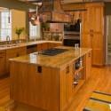 Nội thất Tủ Bếp   Tủ bếp gỗ tự nhiên – TVN378