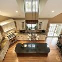 Nội thất Tủ Bếp   Tủ bếp gỗ tự nhiên – TVN401
