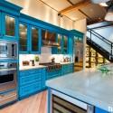 Tủ bếp gỗ tự nhiên – TVN1072