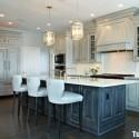 Tủ bếp gỗ tự nhiên – TVN850