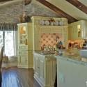 Tủ bếp gỗ tự nhiên – TVN1067