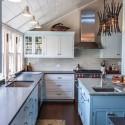 Tủ bếp gỗ tự nhiên  – TVN1121