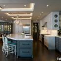 Tủ bếp gỗ tự nhiên – TVN900