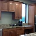 Nội thất Tủ Bếp   Tủ bếp gỗ tự nhiên – TVN407