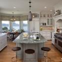 Tủ bếp gỗ tự nhiên – TVN1228