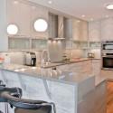 Tủ bếp gỗ MDF Acrylic – TVB612