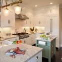 Nội thất Tủ Bếp   Tủ bếp gỗ tự nhiên– TVN334