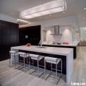 Tủ bếp gỗ công nghiệp – TVN599