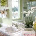 Bí quyết phong thủy trang trí chuẩn cho phòng tắm