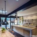 Nội thất Tủ Bếp   Tủ bếp gỗ công nghiệp – TVN434