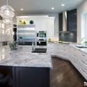 Nội thất Tủ Bếp   Tủ bếp gỗ tự nhiên – TVN352
