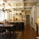 Tủ bếp gỗ tự nhiên – TVN698