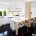 Tủ bếp gỗ công nghiệp – TVN531