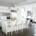 Tủ bếp gỗ công nghiệp – TVN652