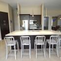 Tủ bếp gỗ tự nhiên – TVN1057