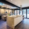 Nội thất Tủ Bếp   Tủ bếp gỗ công nghiệp – TVN472
