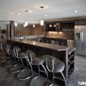 Tủ bếp gỗ công nghiệp – TVN814