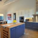 Tủ bếp gỗ công nghiệp – TVN1229