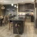 Tủ bếp gỗ tự nhiên – TVN1066