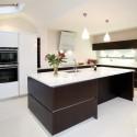 Tủ bếp gỗ công nghiệp – TVB541