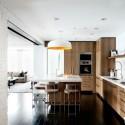 Tủ bếp gỗ công nghiệp – TVN1199