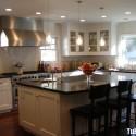 Nội thất Tủ Bếp   Tủ bếp gỗ tự nhiên – TVN313