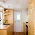 Tủ bếp gỗ công nghiệp – TVN586