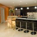 Tủ bếp gỗ MDF Acrylic – TVB330
