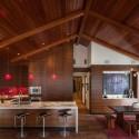 Tủ bếp gỗ tự nhiên – TVN782