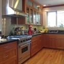 Tủ bếp gỗ Giáng Hương – TVB287