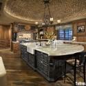 Tủ bếp gỗ tự nhiên – TVN862