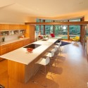 Tủ bếp gỗ công nghiệp – TVN784