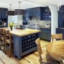 Nội thất Tủ Bếp   Tủ bếp gỗ tự nhiên – TVN349