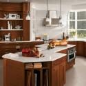 Tủ bếp gỗ tự nhiên – TVN730