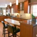 Tủ bếp gỗ tự nhiên – TVN817