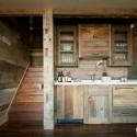Nội thất Tủ Bếp   Tủ bếp gỗ tự nhiên – TVN454