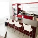 Tủ bếp gỗ công nghiệp – TVN1372