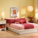 Bố trí giường ngủ theo mệnh