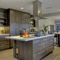 Nội thất Tủ Bếp   Tủ bếp gỗ công nghiệp – TVN364
