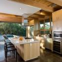 Tủ bếp gỗ MDF Laminate – TVB293