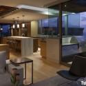 Tủ bếp gỗ công nghiệp – TVN1089