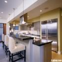 Tủ bếp gỗ tự nhiên – TVN739