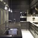 Nội thất Tủ Bếp   Tủ bếp gỗ công nghiệp – TVN431