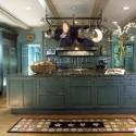 Tủ bếp gỗ tự nhiên – TVN1091